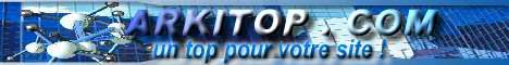 ARKITOP un top pour votre site, sp�cialiste du header